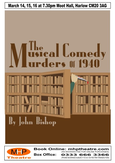 MUSICAL COMEDY MURDERS FINAL